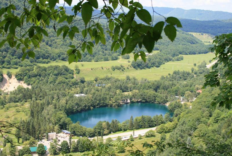 голубое озеро1